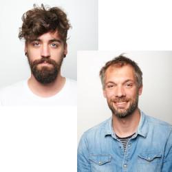 Mike Zeiler und Jürgen Telkmann