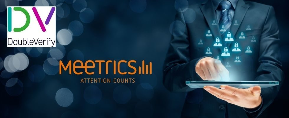 Übernahme geplant: Meetrics gehört bald zu DoubleVerify