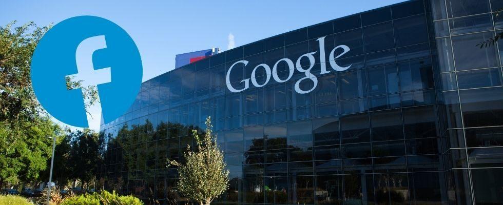 Google erneut in der Kritik für Preis-Deal mit Facebook