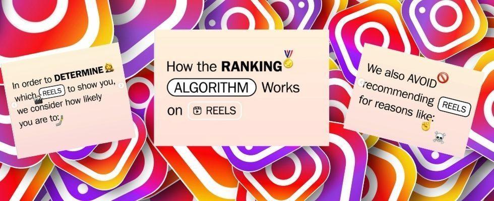 Instagram erklärt: So funktioniert der Reels-Algorithmus