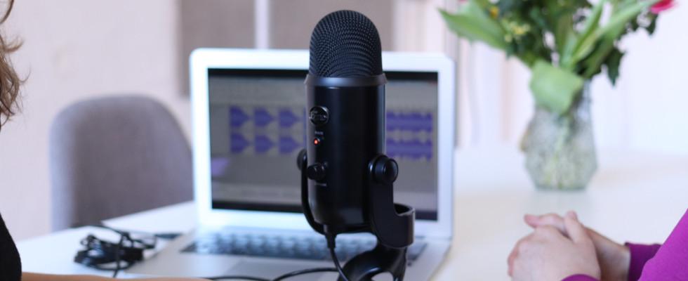 Das Potenzial des Podcastings ist noch lange nicht ausgeschöpft