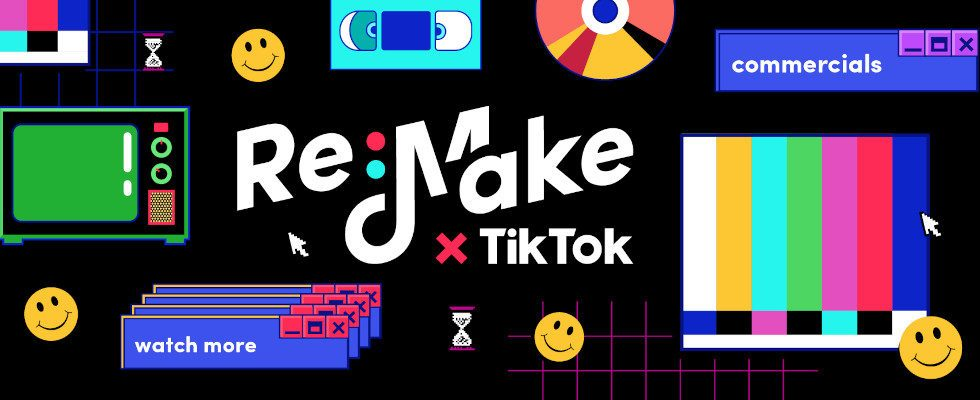 Re:Make: Kultwerbung als TikToks neu inszeniert