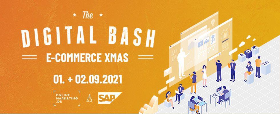 Ho! Ho! Ho! Feiere Verkaufserfolge mit unserem Digital Bash – E-Commerce XMAS Special