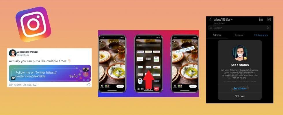 Stories liken, kein Swipe-up-Link mehr: So sieht die Instagram Story der Zukunft aus