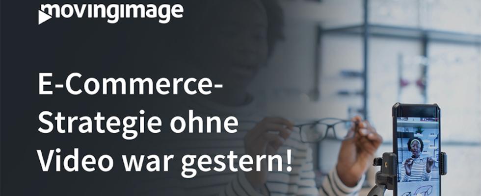 Webinar: Willkommen in der Zukunft – warum du jetzt Video in deine E-Commerce-Strategie integrieren solltest