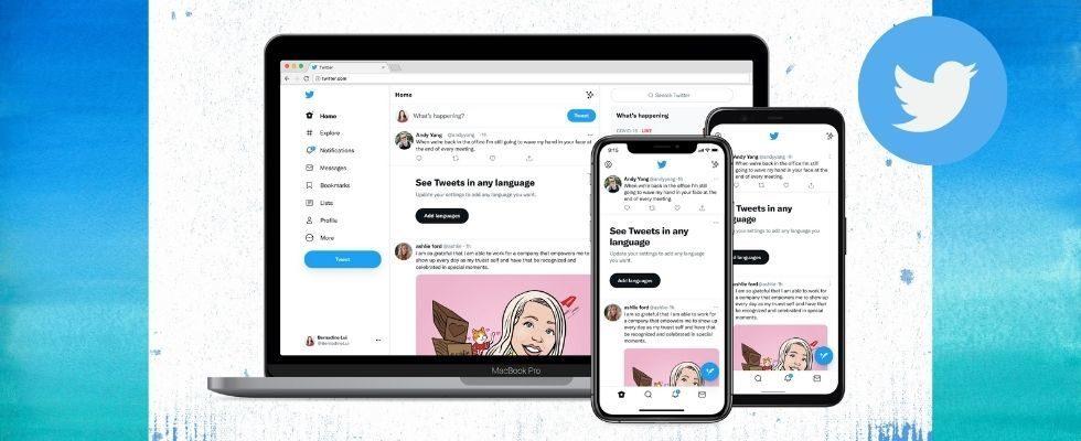 Umfangreiches Design Update bei Twitter: Neuer Font und mehr