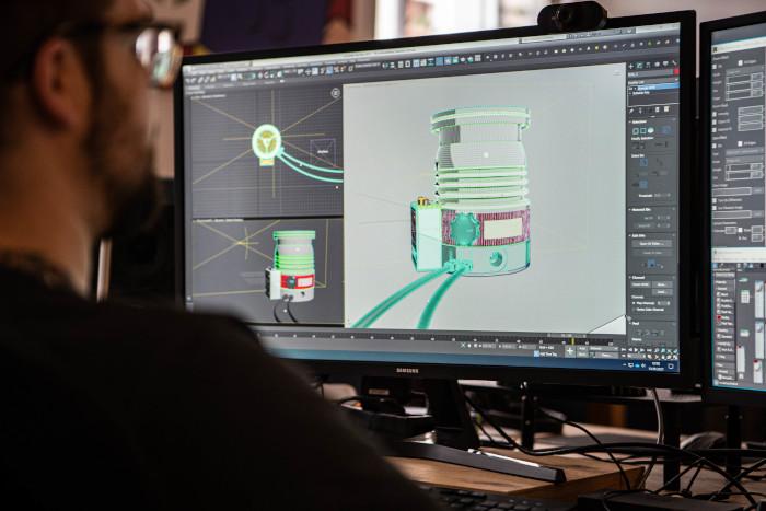 Die Erstellung von komplexen 3D Animationen ist ein aufwendiger Prozess, der durchaus einige Zeit in Anspruch nehmen kann.