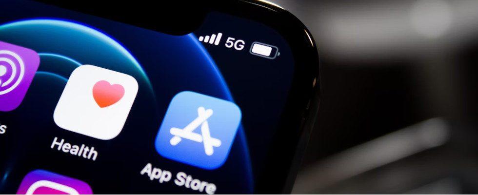 App Store: Apple erlaubt erstmals Bewertungen für hauseigene Apps