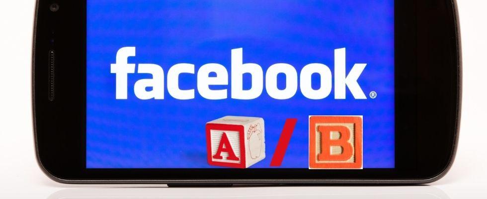 Facebook führt neue Optionen für Beitragstests ein