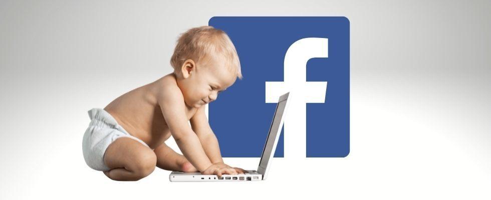 Kleinkinder im Visier: Facebook plant Angebot für 0- bis 4-Jährige
