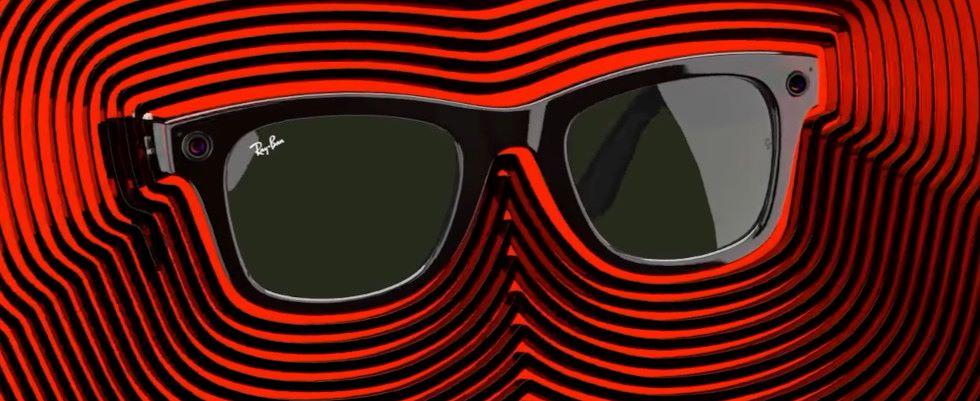 Kooperation mit Ray-Ban: Facebooks Smart Glasses sind da