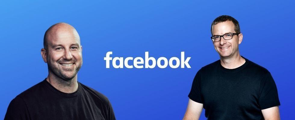 Andrew Bosworth ersetzt Mike Schroepfer als Facebooks CTO