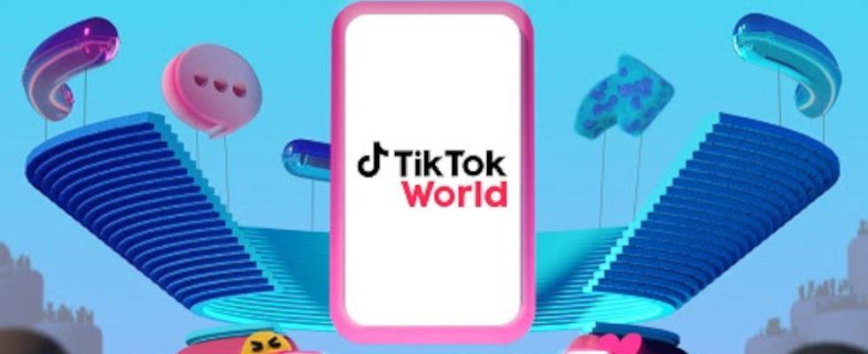 TikTok World: Mehr Social Commerce und Werbe-Features