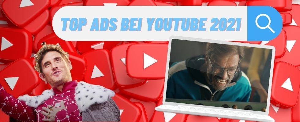 Burger King, Snickers – und Kaufland: Das sind die besten Ads auf YouTube
