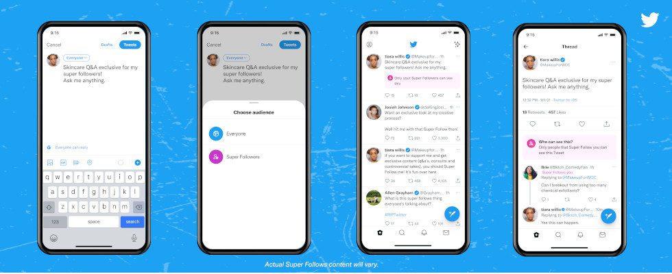 Der Super Follow ist da: Twitter launcht neues Abomodell für iOS