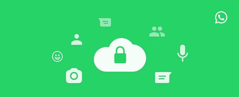 WhatsApp führt Verschlüsselung für Chat Backups ein