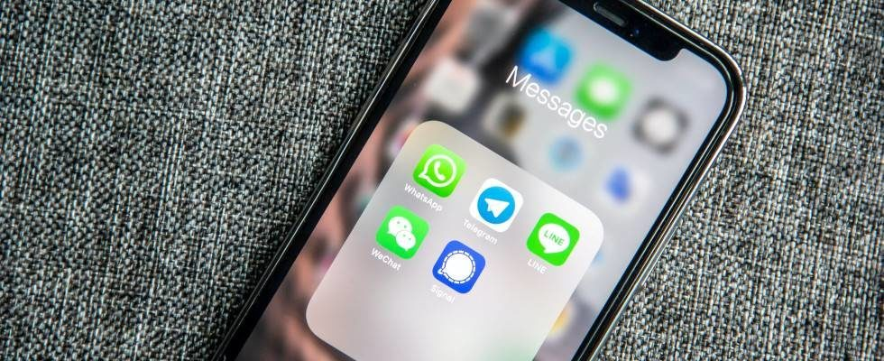 Neue Gruppen-Funktion bei Signal: Admins können Nachrichten einschränken