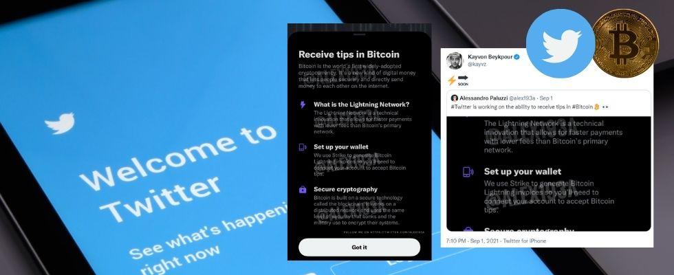 Twitter plant Einführung von Bitcoin als Zahlungsmittel