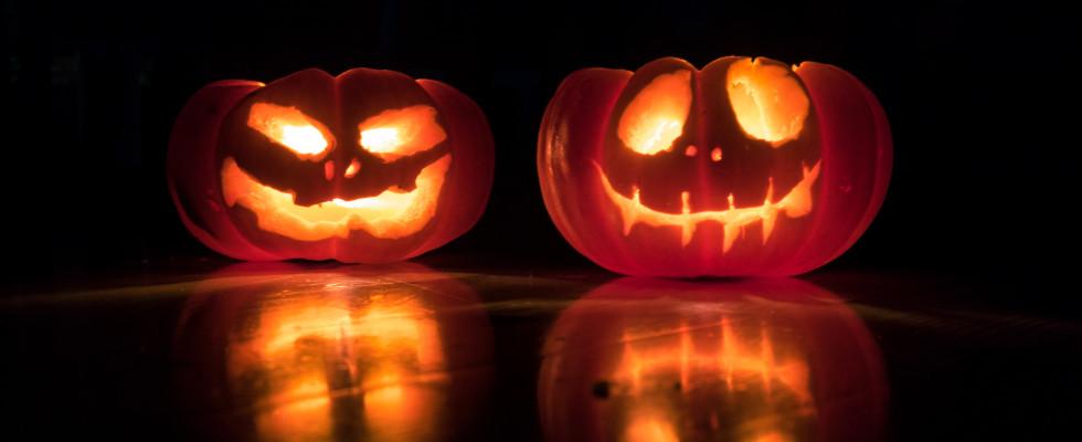 Schaurige Trends: So feiern Facebook, Google und TikTok Halloween