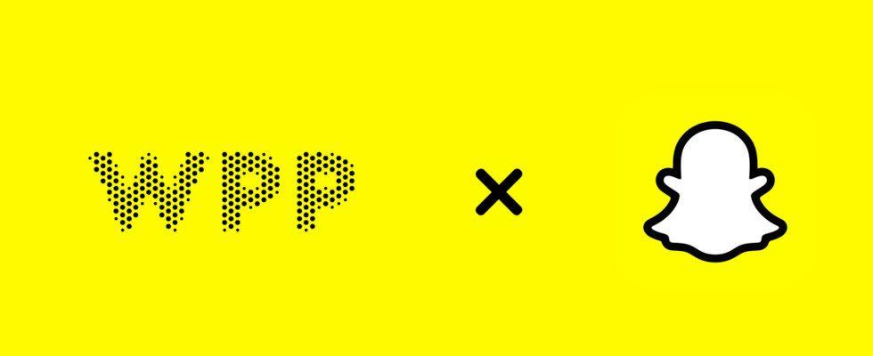 Snapchat und WPP starten AR-Kooperation